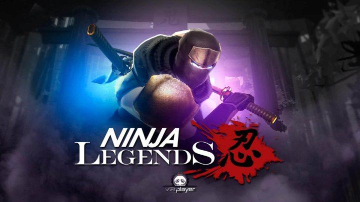Ninja Legends PSVR PlayStation VR VR4Player