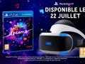 DREAMS VR PSVR PlayStation VR VR4Player