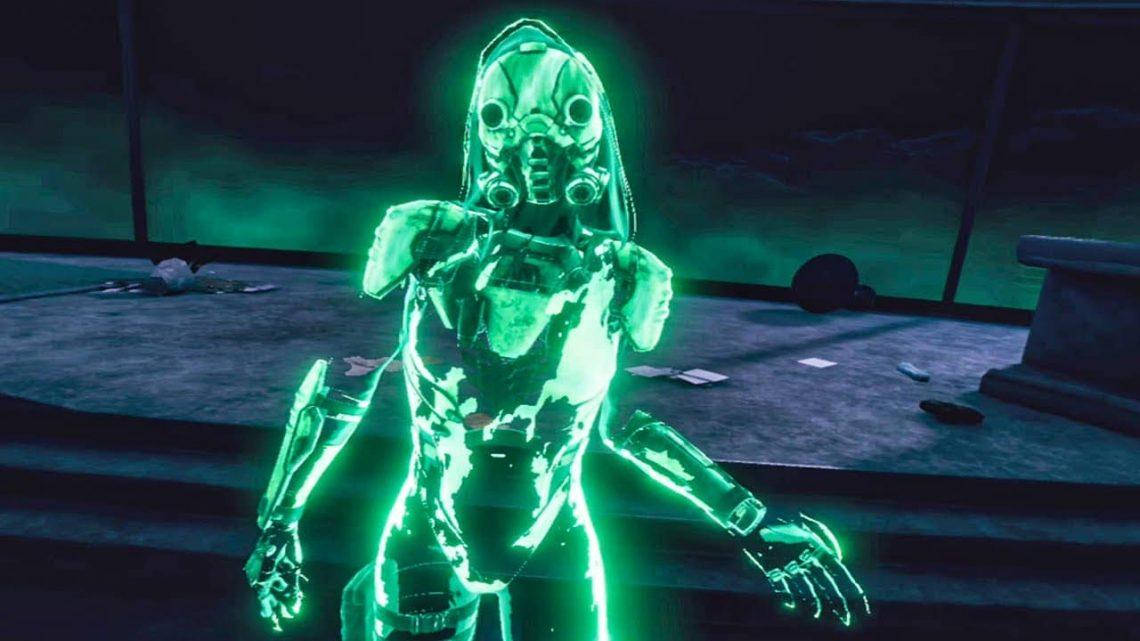 Ghost Le fantôme Iron Man VR Test VR4player PSVR PlayStation VR