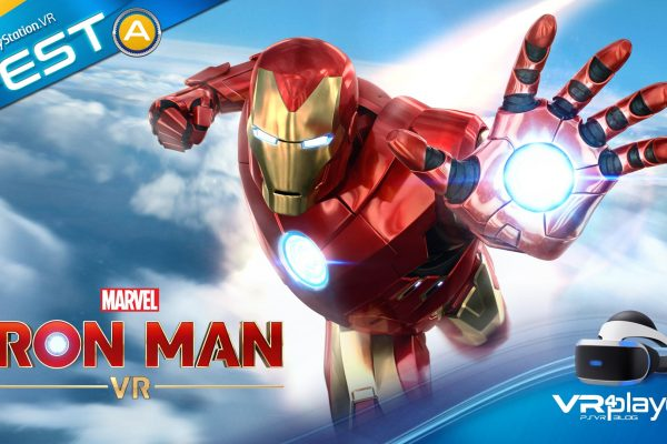 Test Marvel's Iron Man VR sur PlayStation VR PSVR Verdict final VR4Player