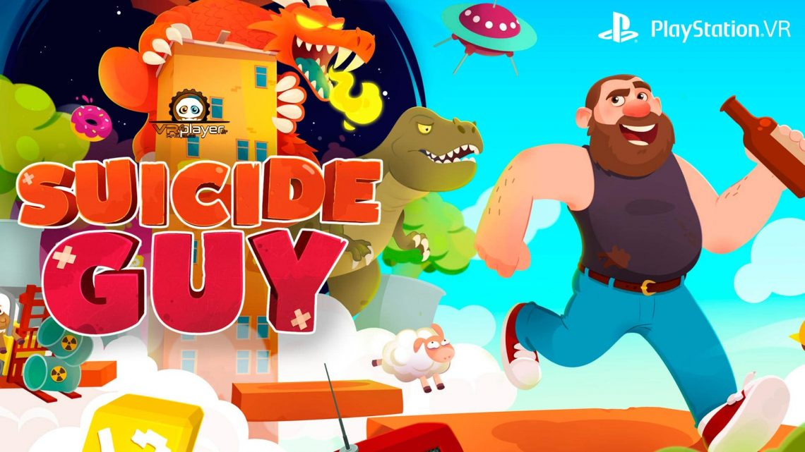 Suicide Guy VR PSVR PlayStation VR VR4Player