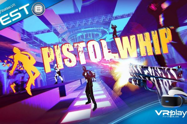 Test Pistol Whip PlayStation VR PSVR