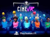 CINE VR Cinéma sur PlayStation VR PSVR VR4Player