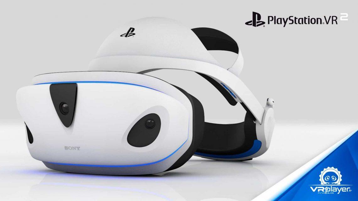 PSVR2 PlayStation VR 2 Sony VR4Player