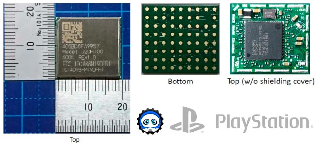 PS5 PlayStation 5 Wi-Fi 6 Bluetooth 5.1 PSVR2 PlayStation VR