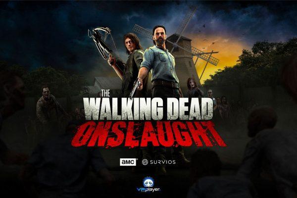 The Walking Dead Onslaught sur PSVR et PCVR - VR4player.fr