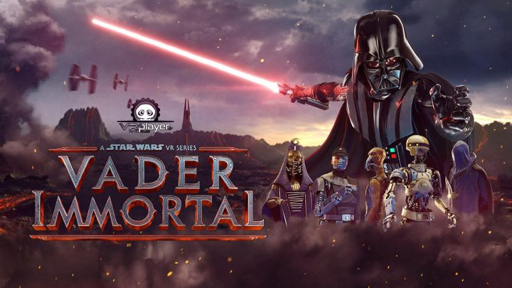 Vader Immortal PSVR PlayStation VR VR4Player