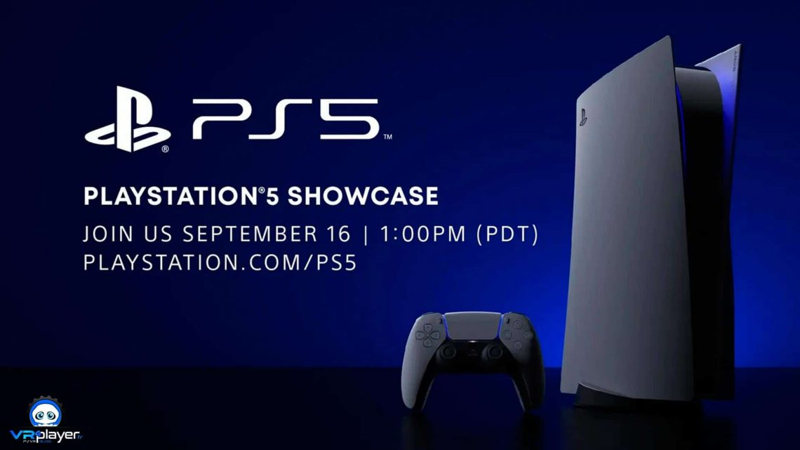 PS5 PlayStation 5 SHOWCASE 2020