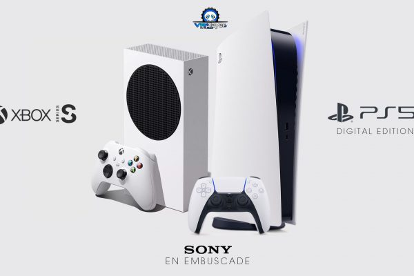 PS5 Digital Edition Xbox Series S