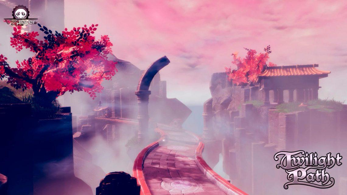 Twilight Path PSVR PlayStation VR VR4Player