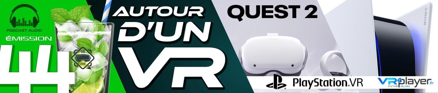Podcast #44 PSVR PlayStation VR VR4Player