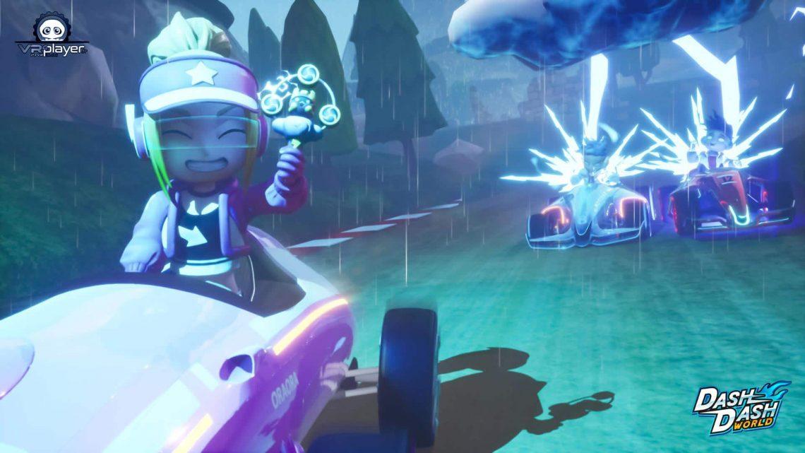 Dash Dash World PSVR PlayStation VR