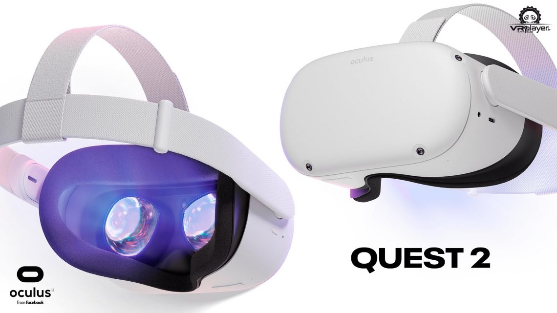 Oculus Quest 2 Facebook VR4player