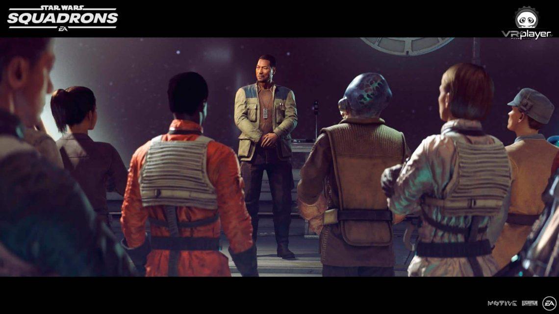 StarWars Squadrons PSVR PlayStation VR VR4Player