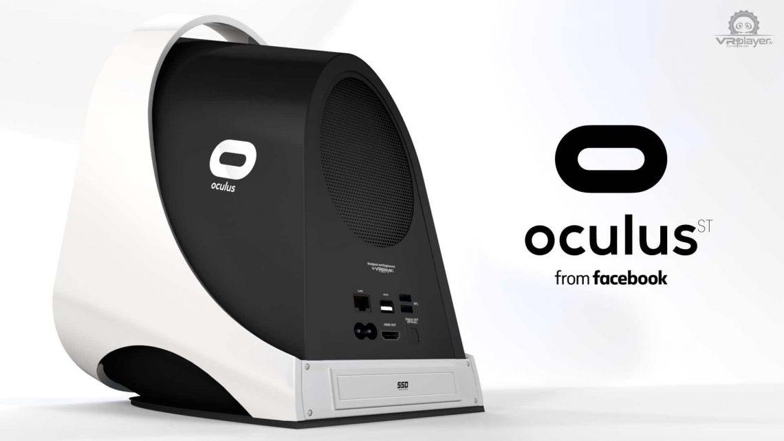 Facebook Oculus ST Oculus Station Concept VR4player
