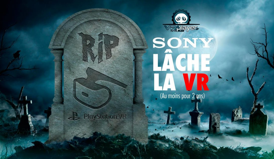 Sony PS5 PSVR PSVR2 PlayStation VR Abandon VR4Player RIP