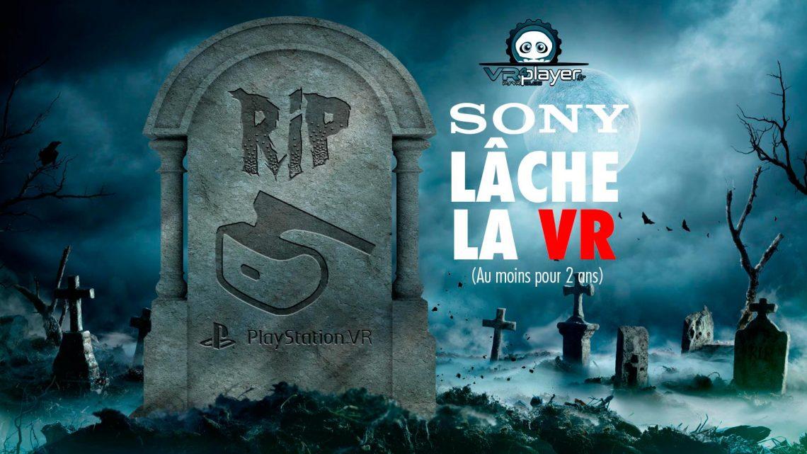 Sony PS5 PSVR PSVR2 PlayStation VR Abandon VR4Player RIP