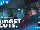 Budget Cuts ^SVR PlayStation VR TEST VR4player