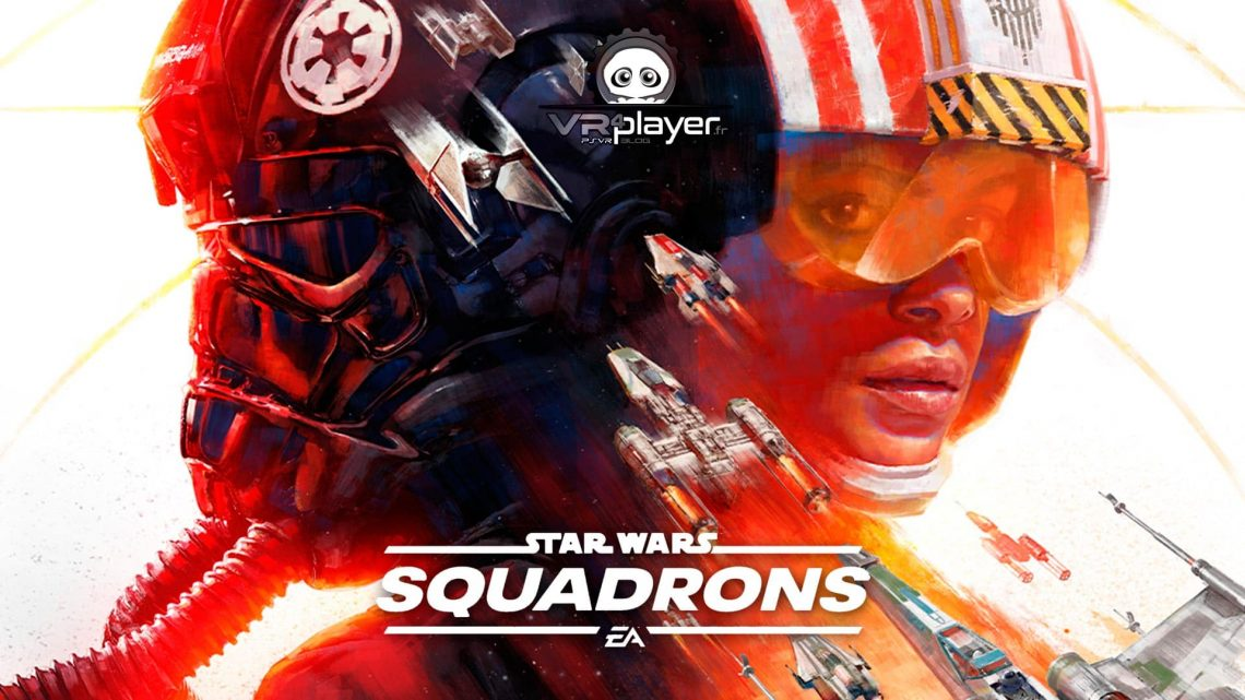 StarWars Squadrons PSVR PlayStation VR VR4Player
