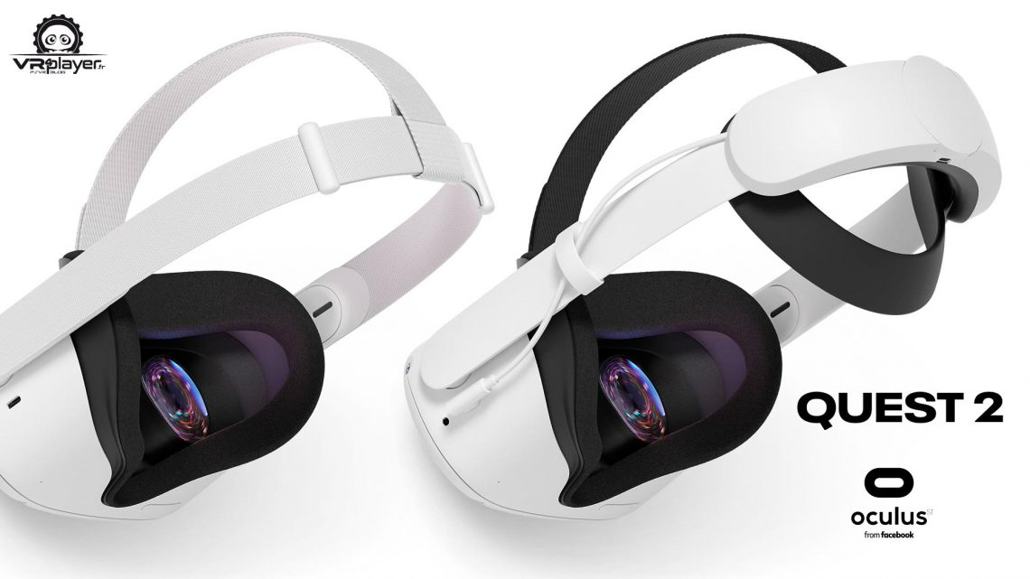 Oculus Quest 2 Facebook VR4player