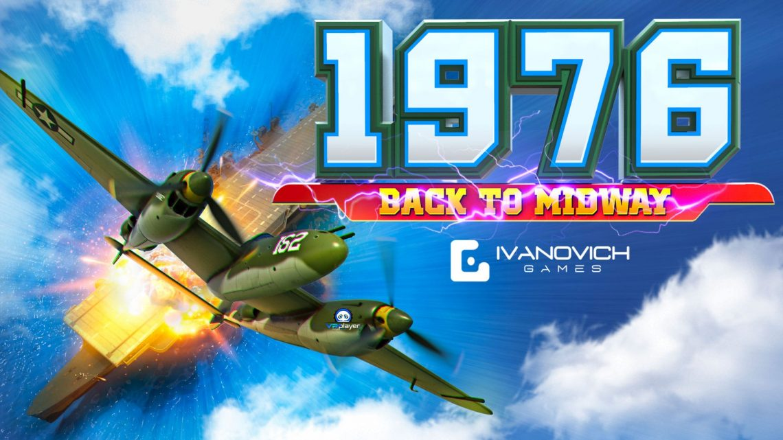 1976 Back to Midway - PCVR- PSVR