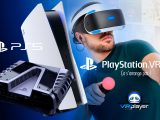 PlayStation VR Dev Kit PSVR PS5 PlayStation 5 VR4Player