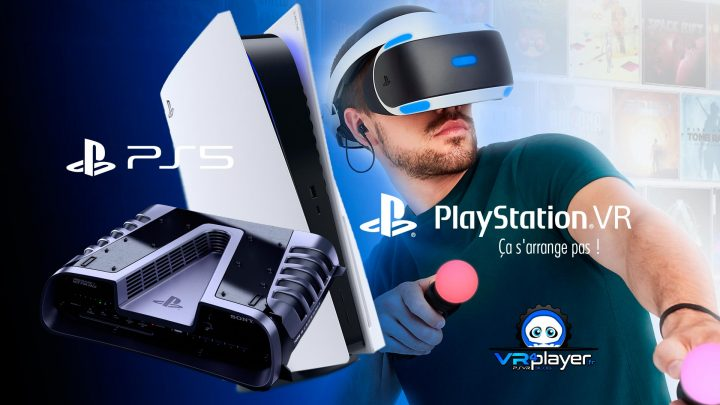 PlayStation VR Dev Kit PSVR PS5 PlayStation 5 VR4Player