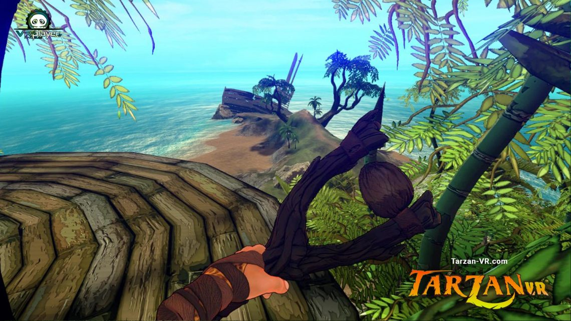 TARZAN VR PlayStation VR PSVR VR4Player