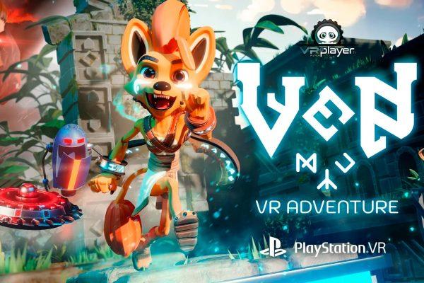 VEN ADVENTURE Monologic Games PSVR PlayStation VR VR4Player