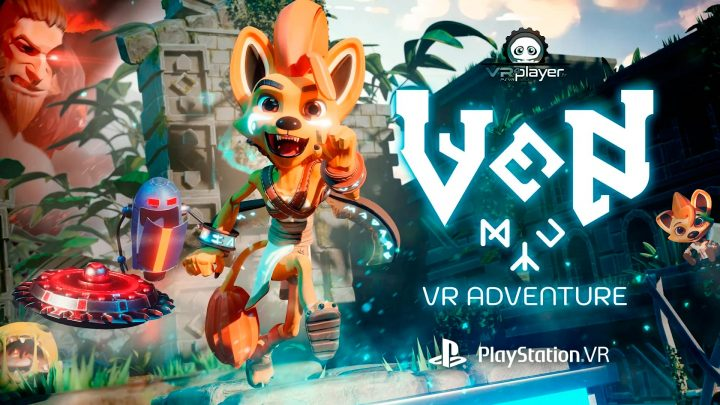VEN ADVENTURE Monologic Games PSVR PlayStation VR VR4Player