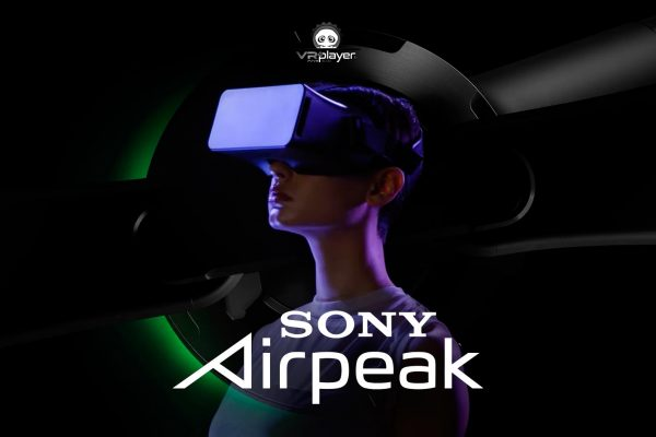 Réalité Virtuelle, PSVR2 PlayStation VR 2 Sony Airpeak 3R VR4Player