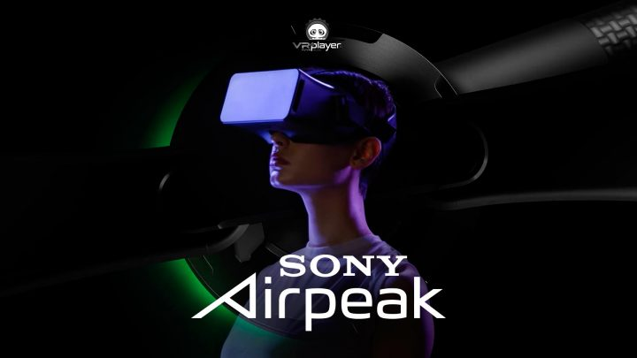 Réalité Virtuelle, PSVR2 PlayStation VR 2 Sony Airpeak 3R VR4Player