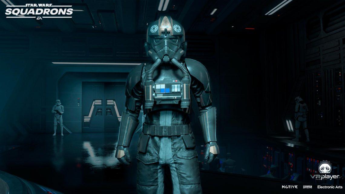 Star Wars Squadrons Mise à jour PSVR PlayStation VR VR4Player