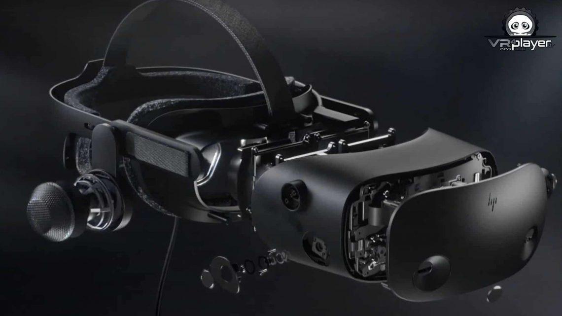 Xbox Series X HP Reverb G2 XBOX SERIES X VR VR4Player