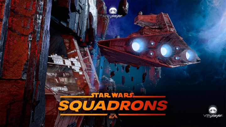 Star Wars Squadrons Mise à jour PSVR PlayStation VR VR4Player