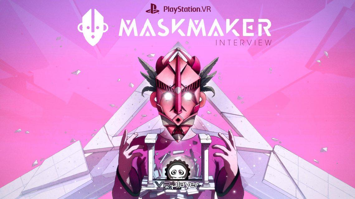 MaskMaker Innerspace PSVR PlayStation VR VR4Player