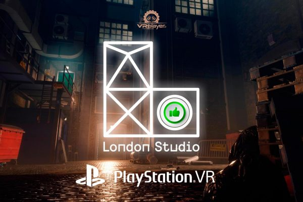 PS5 London Studio PlayStation Blood and Truth VR PSVR VR4Player