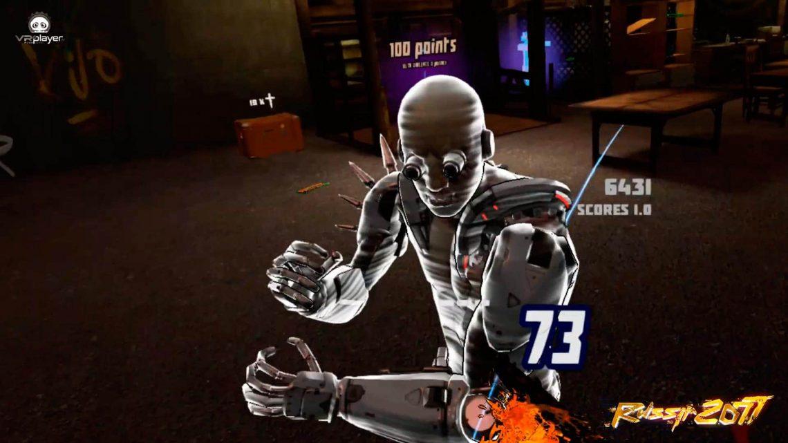 RU77 Russia 2077 PSVR PlayStation VR vr4pLAYER