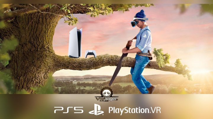 PS5 PlayStation 5 PSVR PlayStation VR - jeux PS5 VR - VR4player