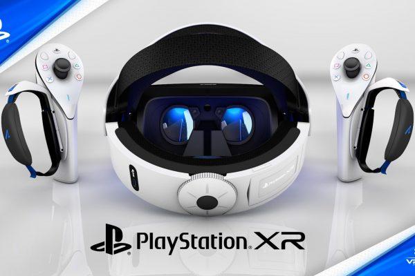 PSVR 2 PlayStation XR PSXR Sony Concept PSVR2 VR4Player