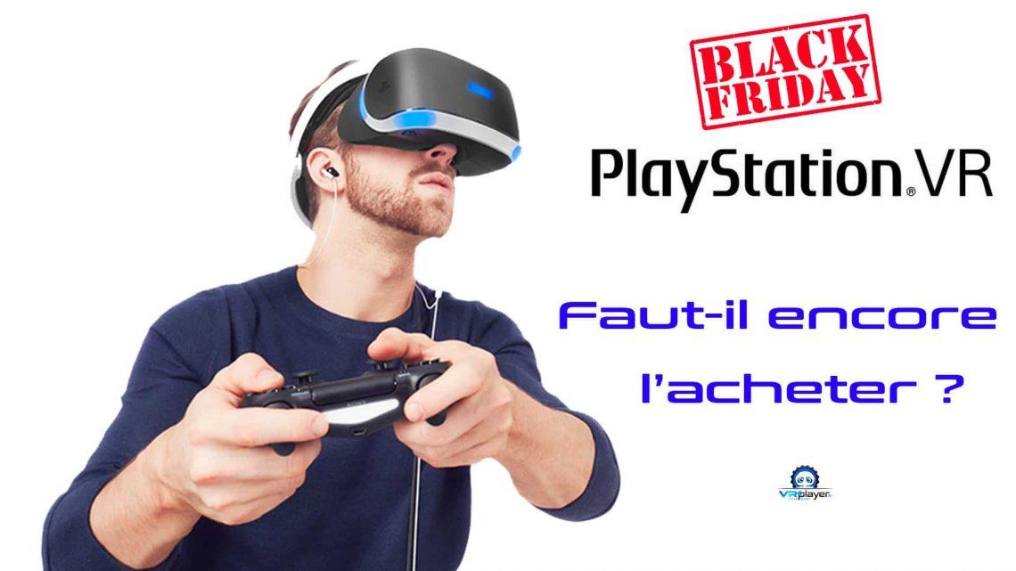 PSVR-Black Friday VR4player.fr