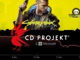 CD PROJEKT RED Cyberpunk 2077 Microsoft VR4Player