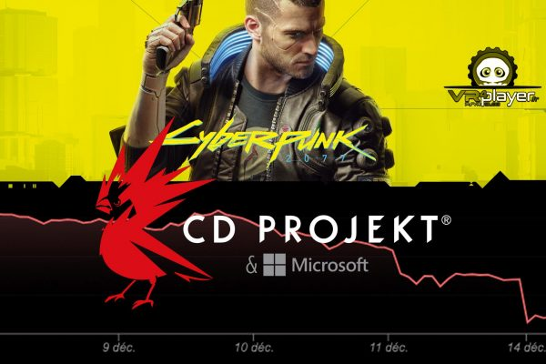 CD PROJEKT RED Cyberpunk 2077 Microsoft VR4Player