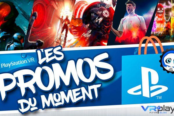 Les promos de décembre du PlayStation store - vr4player.fr