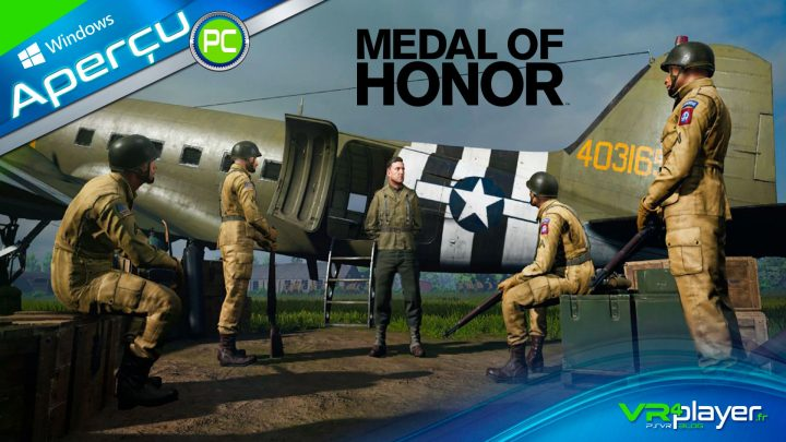 Medal of Honor - vr4player.fr