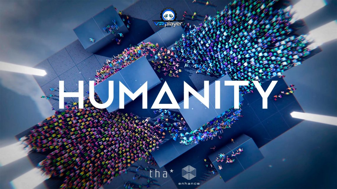Humanity Enhance Games PlayStation VR PSVR VR4Player