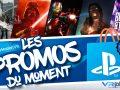 Promos PlayStation janvier 2021 vr4player.fr