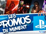 Promos PlayStation janvier 2021 vr4player.fr