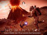 No Man's sky No Mans sky Next Generation PS5 PSVR PlayStation VR VR4player No Man s sky