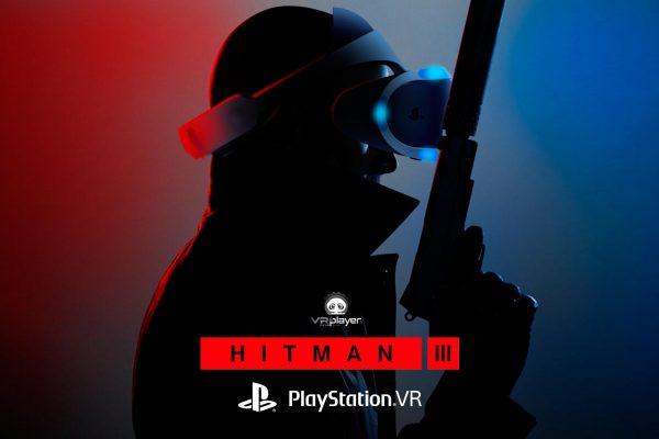 Hitman 3 PS4 PlayStation VR